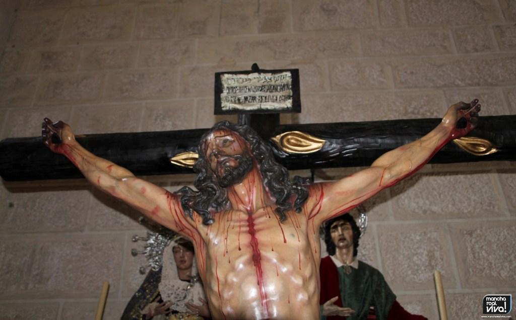 Photo of La Imagen del Santísimo Cristo de la Misericordia regresa después de una excelente restauración