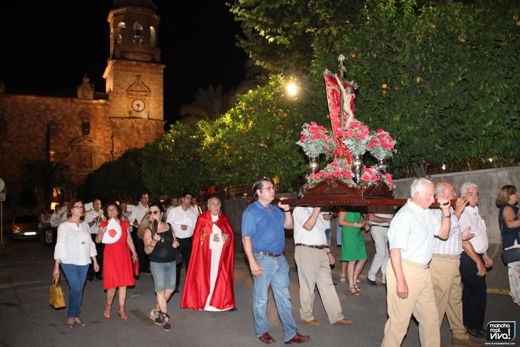 Photo of La calle Sancho celebra su tradicional Fiesta del Cristo de la Salud 2018