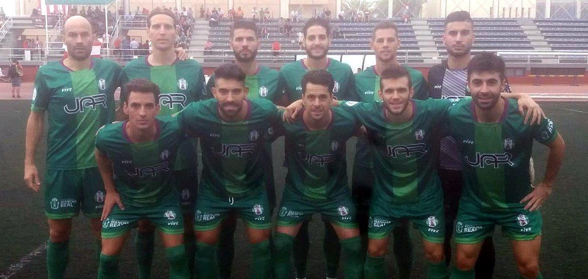 Photo of Primera derrota del At. Mancha Real en tierras almerienses