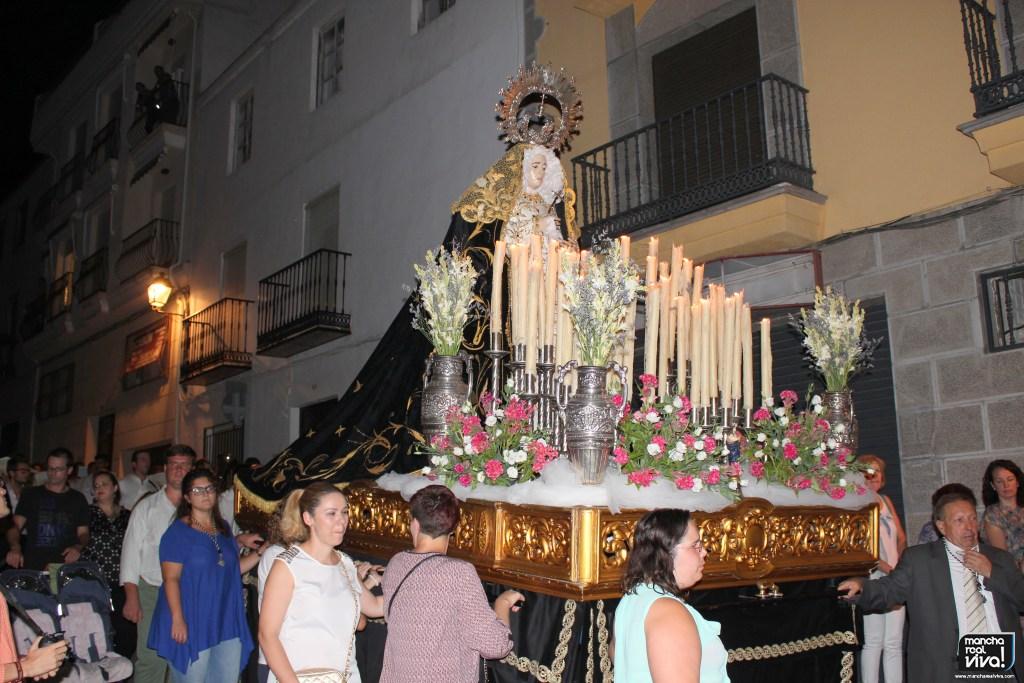 Photo of La Cofradía de Nuestra Señora de los Dolores comienza sus cultos del mes de septiembre