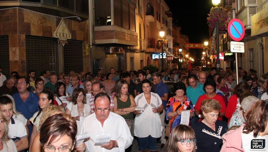 Photo of Multitudinaria «Monidura» en los actos en Honor a Ntra. Sra. de los Dolores