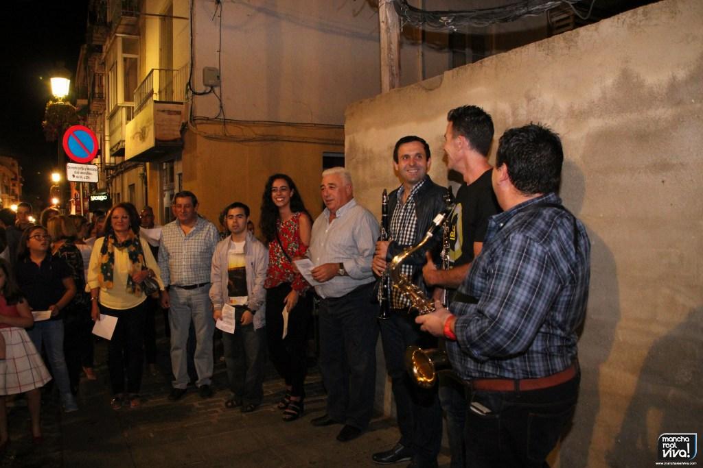Photo of Cientos de mancharrealeños asistieron a la Monidura de Ntro. Padre Jesús Nazareno