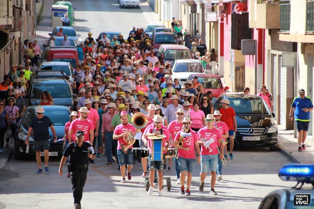 Photo of La Marcha Popular Virgen del Rosario 2018 se celebró en un día espléndido
