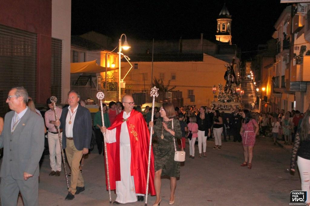 Photo of La Cofradía de Ntro. Padre Jesús acaba su Fiesta, procesionando por nuestras calles
