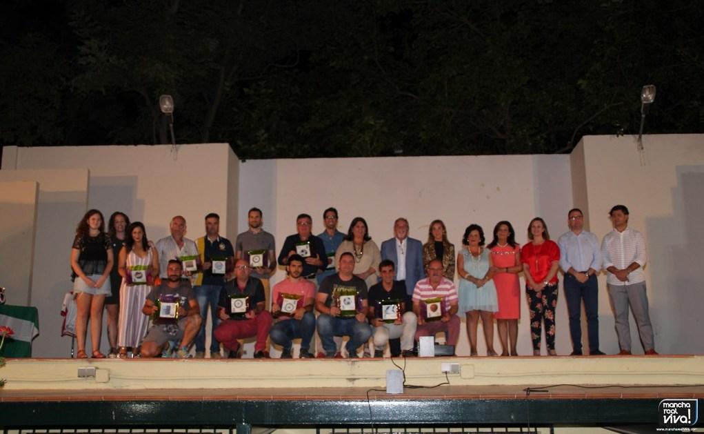Photo of La Gala del Deporte 2018 reconoció el trabajo de los clubes, asociaciones y atletas locales