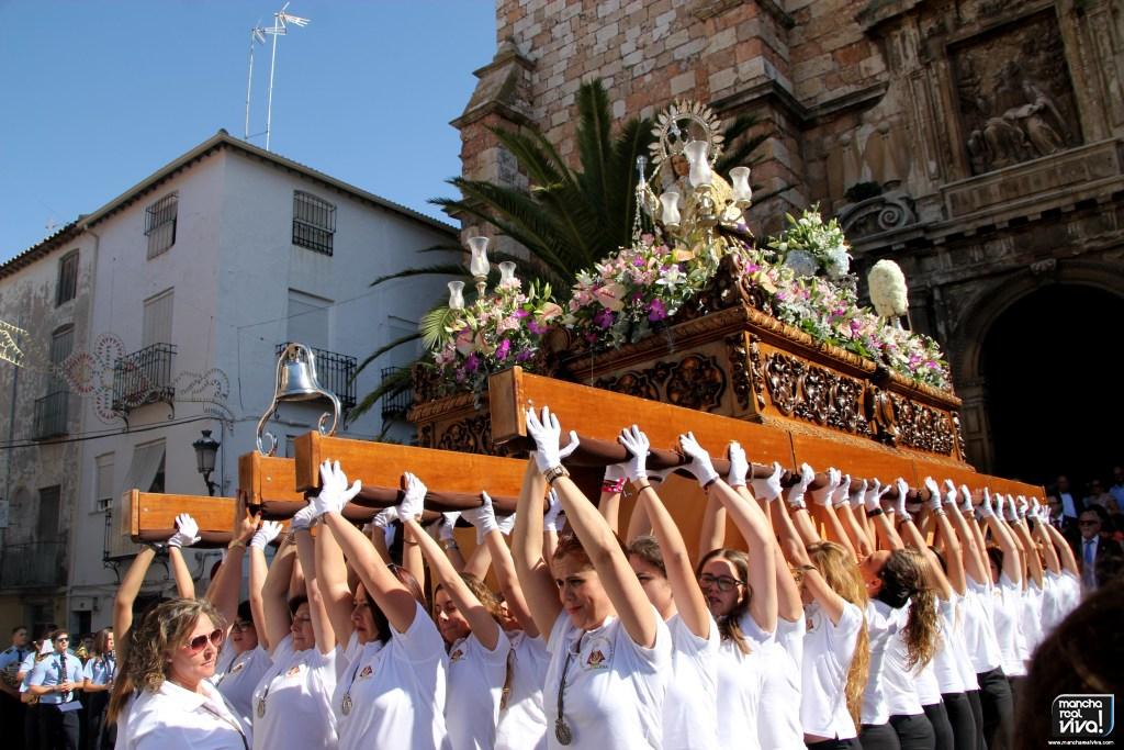 Photo of Monidura y Procesión de nuestra Patrona la Virgen del Rosario 2018