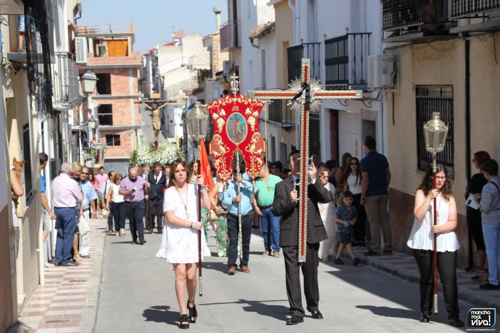 Photo of La Cofradía del Stmo. Cristo de la Piedad luce sus mejores galas en su Fiesta de Estatutos