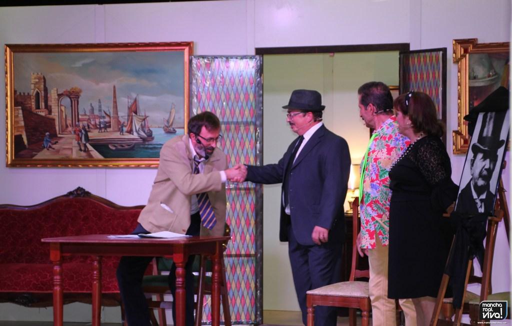 Photo of Vuelve la divertida comedia «Don Armando la Gresca» del Grupo de Teatro La Encarnación