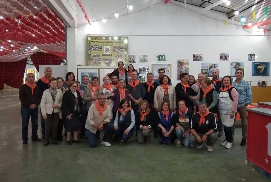 Photo of Domingo de convivencia en la «Paella Solidaria» de las Hermanas Misioneras de Acción Parroquial