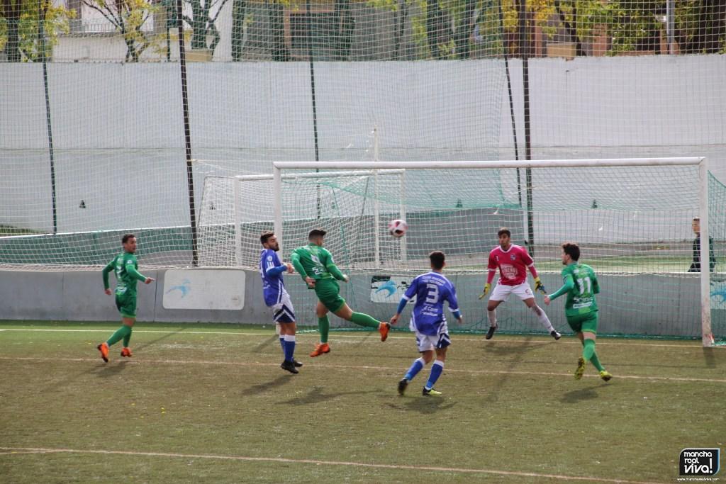 Photo of Al At. Mancha Real le sobraron 5 minutos para obtener la victoria