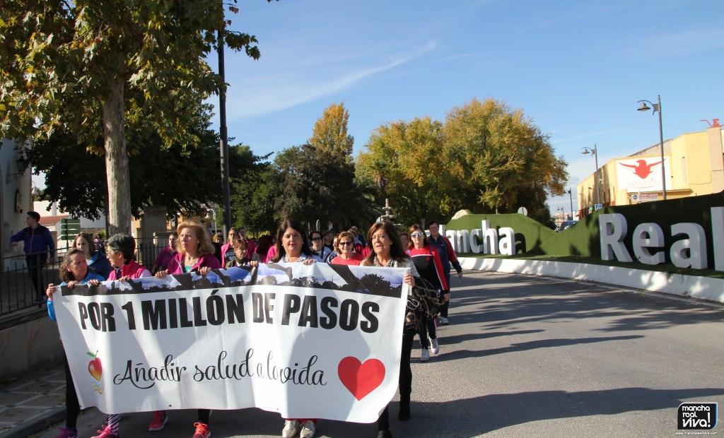 Photo of Cientos de personas participaron «Por 1 Millón de Pasos» en el Día Mundial contra la Obesidad