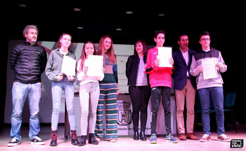 Photo of Ceremonia de entrega de certificados de los centros Funny Learning Language School
