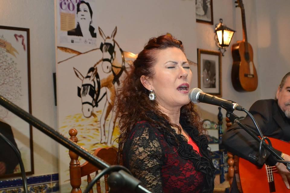 Photo of La Peña Flamenca El Trillo vivió una noche de «cante grande» con Antonia Contreras