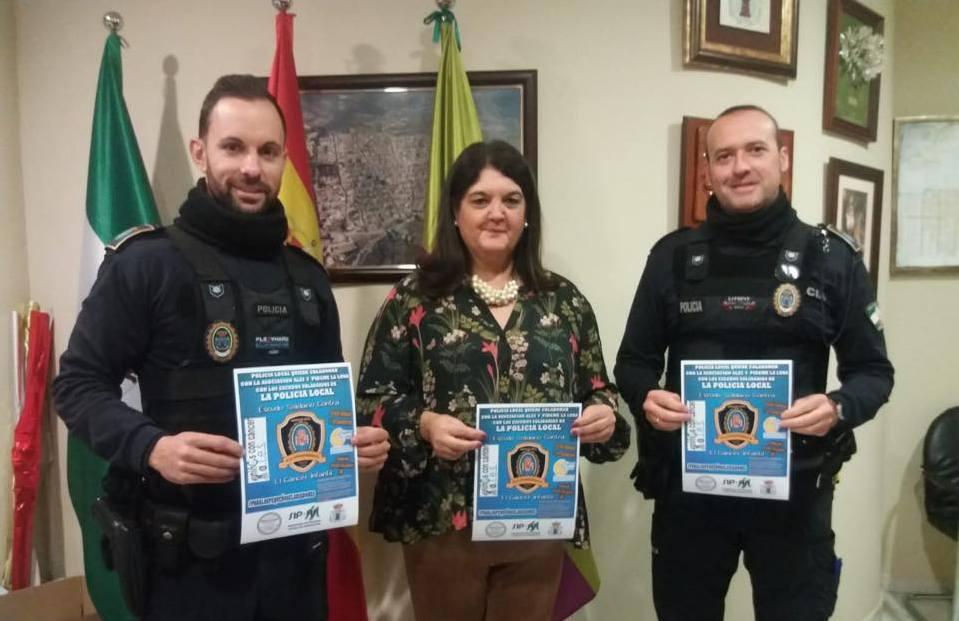 Photo of El Ayuntamiento a través de la Policía Local colabora con las Asociaciones ALES y PÍDEME LA LUNA
