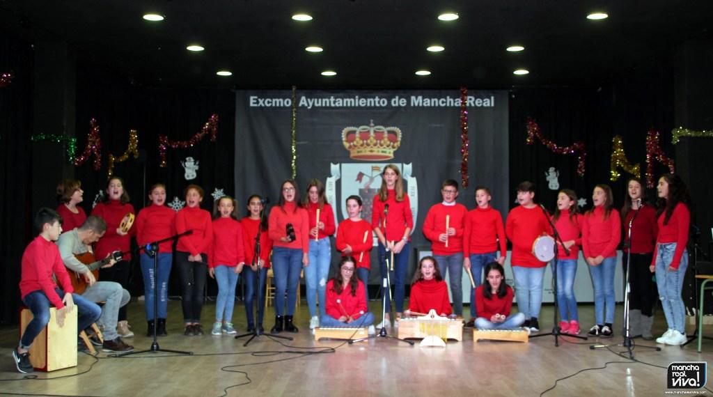 Photo of Los niños fueron protagonistas en el XLVI Certamen de Villancicos Escolares