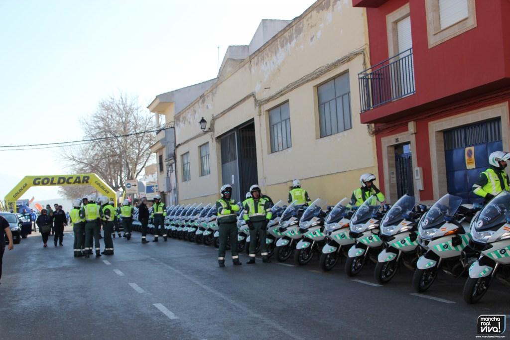 Photo of Más de 60 personas del municipio velarán por la seguridad en la etapa de la Vuelta Ciclista a Andalucía