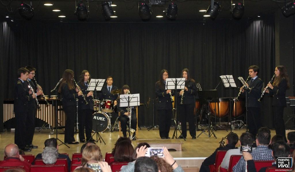 Photo of Bonito concierto de la Banda de Educandos de la A.M. Villa de Mancha Real
