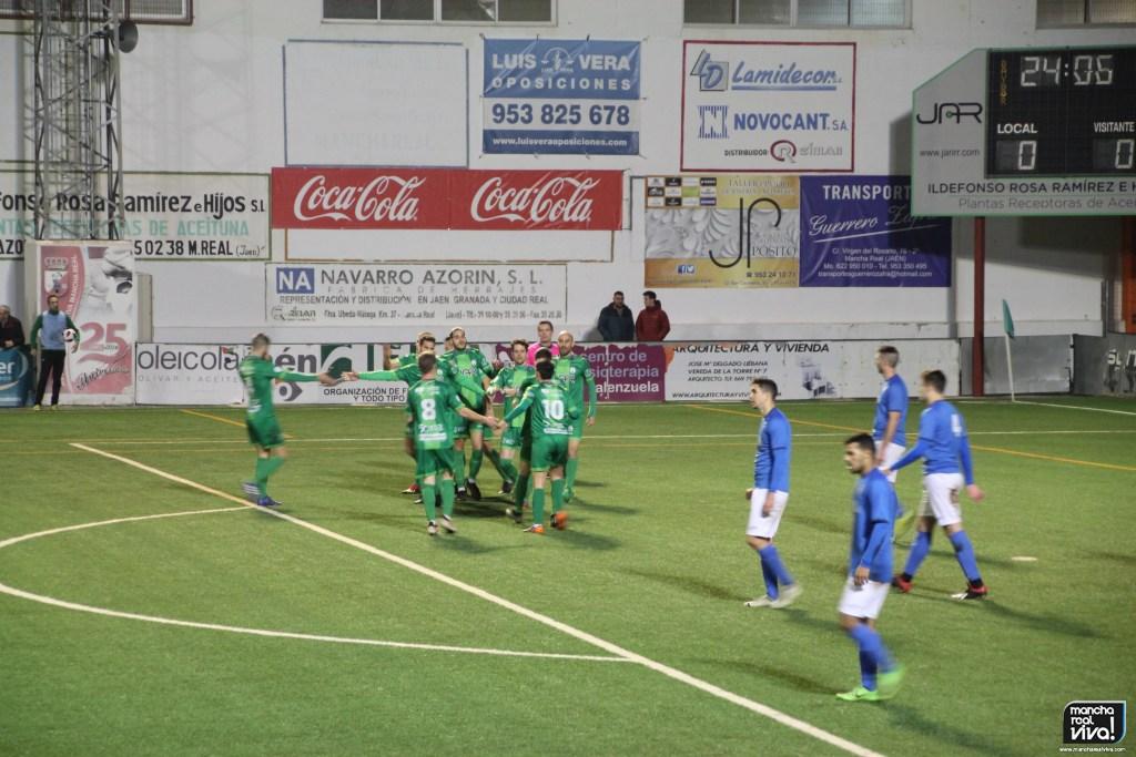 Photo of El At. Mancha Real suma tres importantes puntos ante el River Melilla