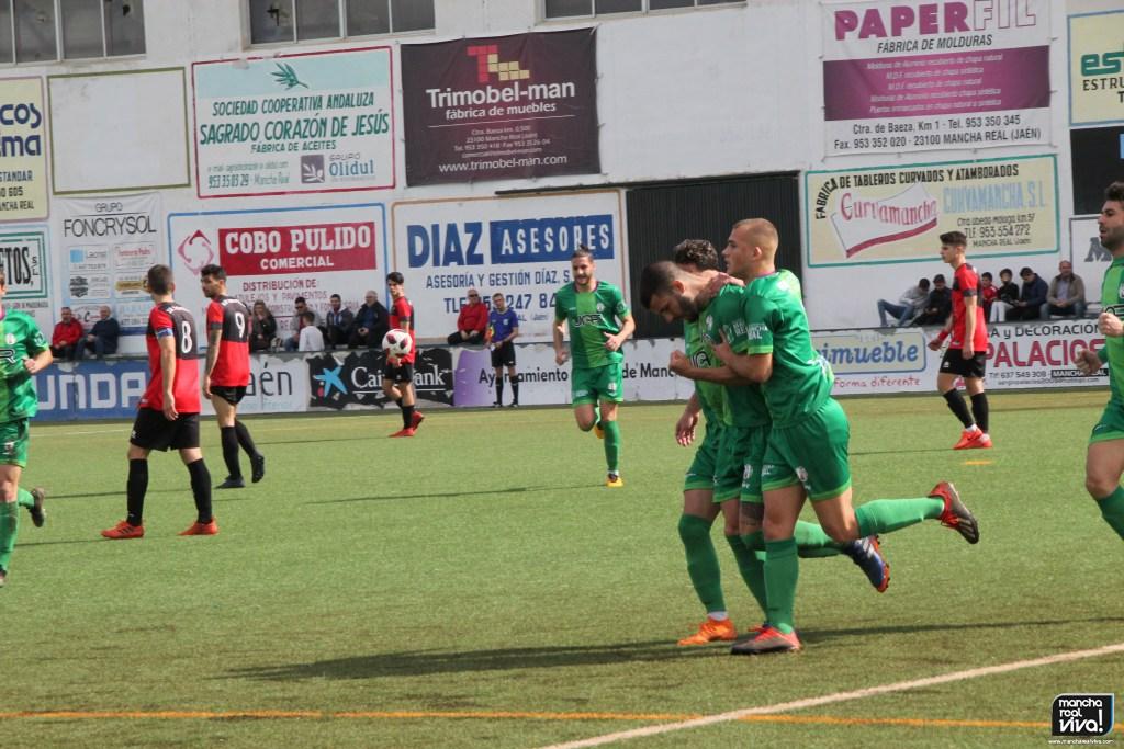 Photo of El At. Mancha Real vence en la Juventud a la U.D. San Pedro en una semana redonda