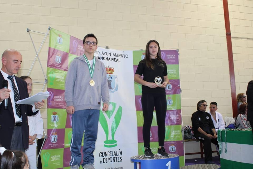Photo of Gran nivel en el II Campeonato de Kárate «Contra el Cáncer Infantil»