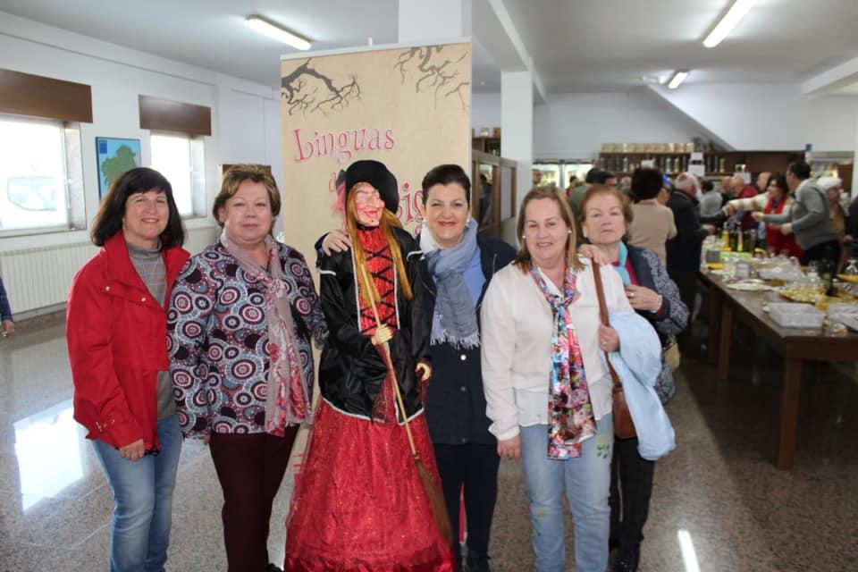 Photo of La expedición de jubilados llega en este segundo día a Santiago, Sanxexo y Portonovo