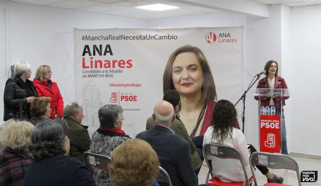 Photo of El PSOE de Mancha Real inaugura su nueva sede provisional de cara a las elecciones