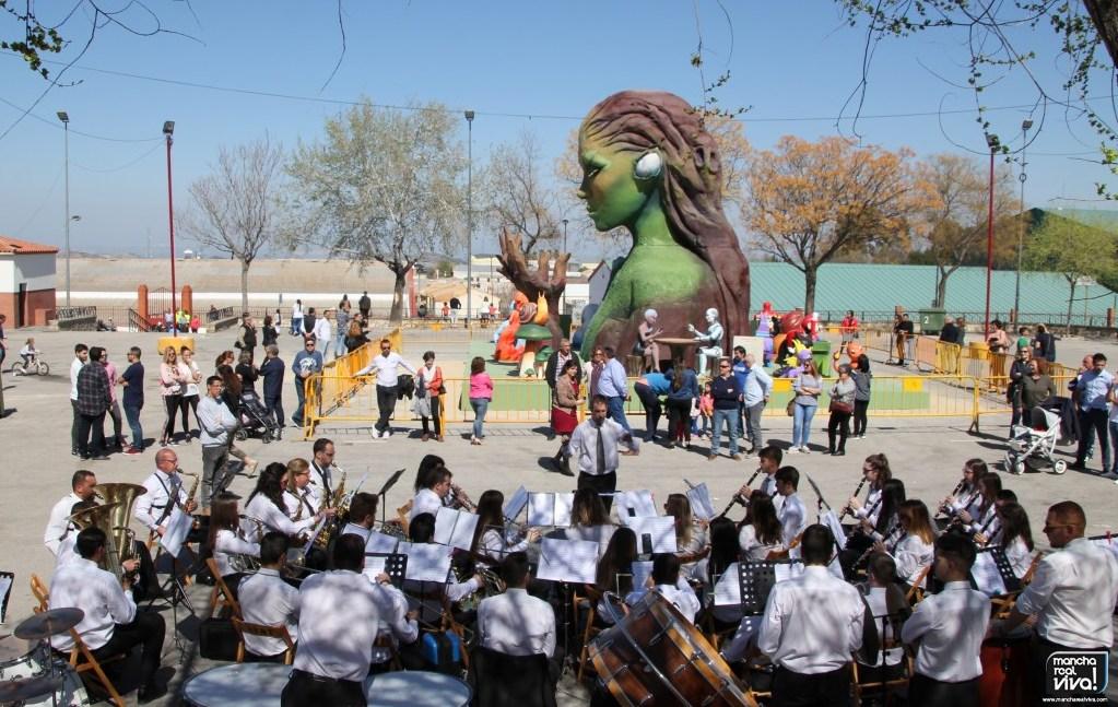 Photo of Concierto extraordinario de la A.M. Amigos de la Música dedicado a la Falla 2019
