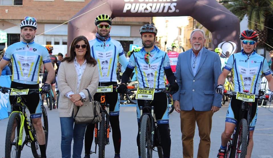 """Photo of Mucha participación y gran organización de la 1ª Edición de la carrera """"Mágina Bike"""""""