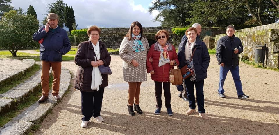 Photo of El grupo del viaje de jubilados y pensionistas llega en esta jornada a Vigo