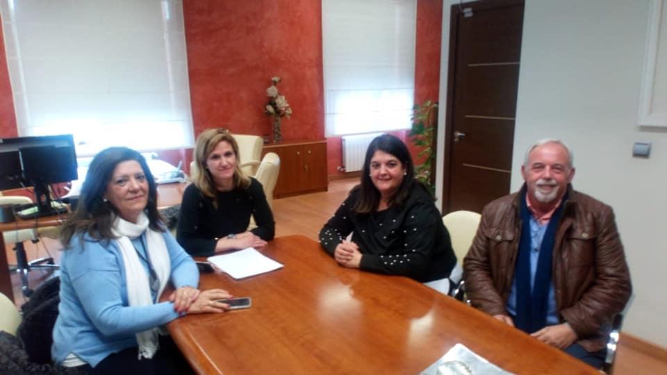 Photo of Importantes reivindicaciones para Mancha Real en la reunión con la Delegada de Salud