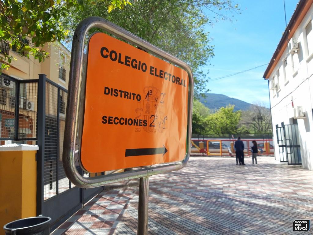 Photo of Resultados de las Elecciones al Congreso el 28A en Mancha Real