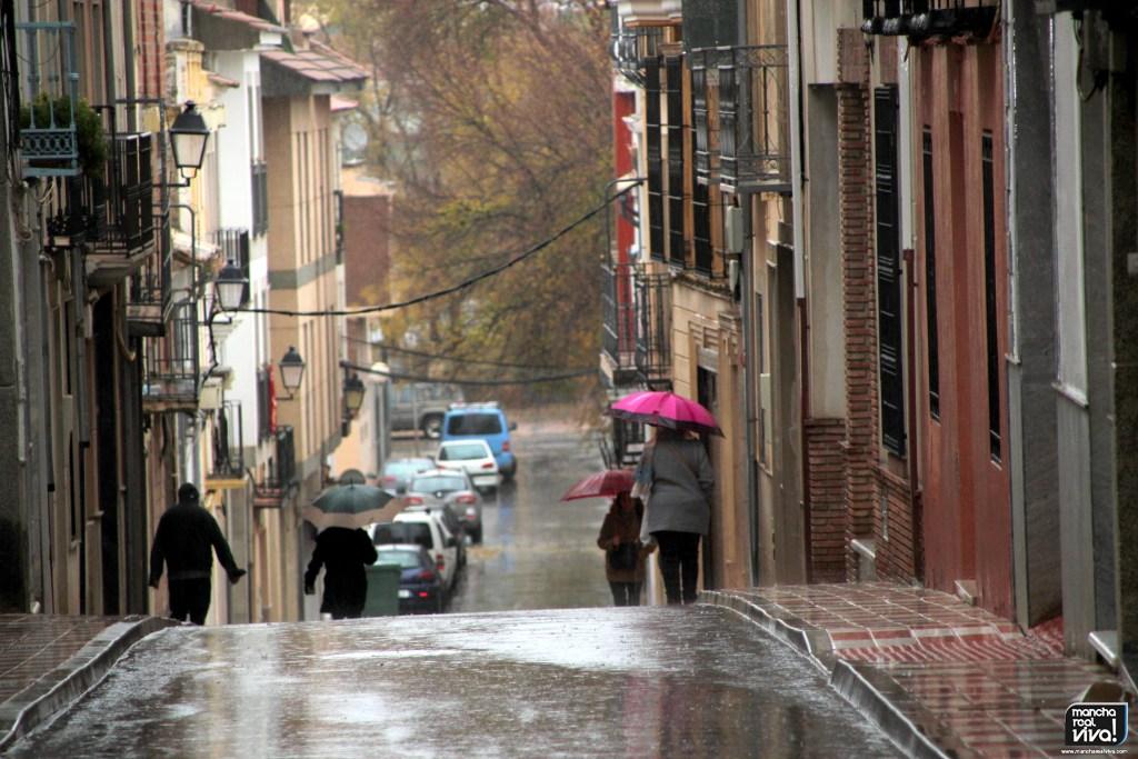 Photo of Vuelven las ansiadas lluvias a las calles y campos de Mancha Real
