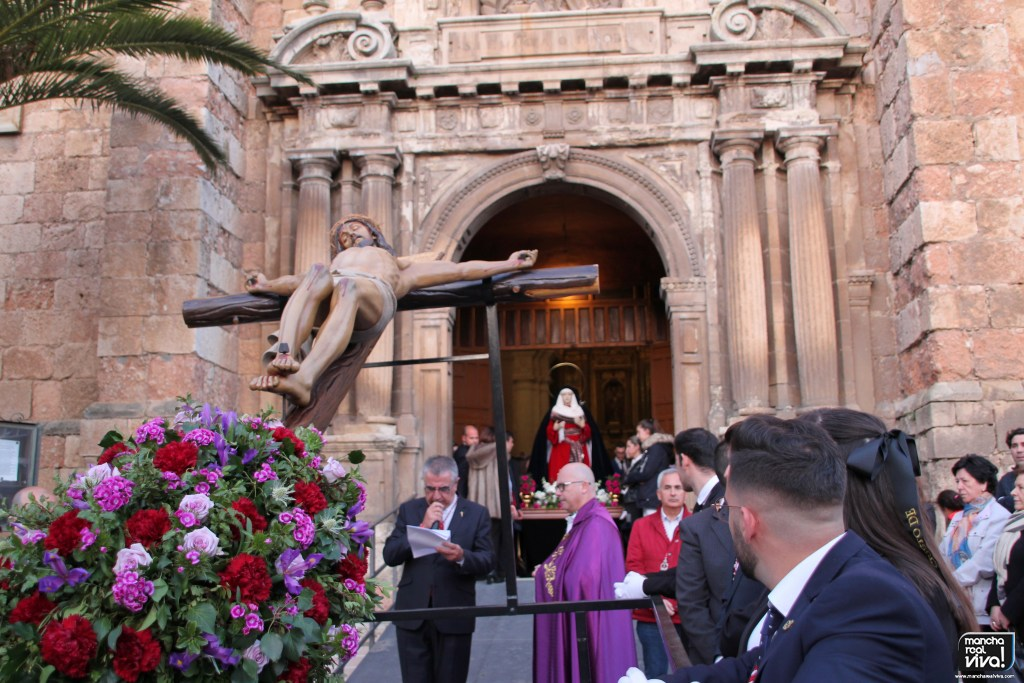 Photo of Vía Crucis del Santísimo Cristo de la Piedad acompañado por Ntra. Señora de los Dolores