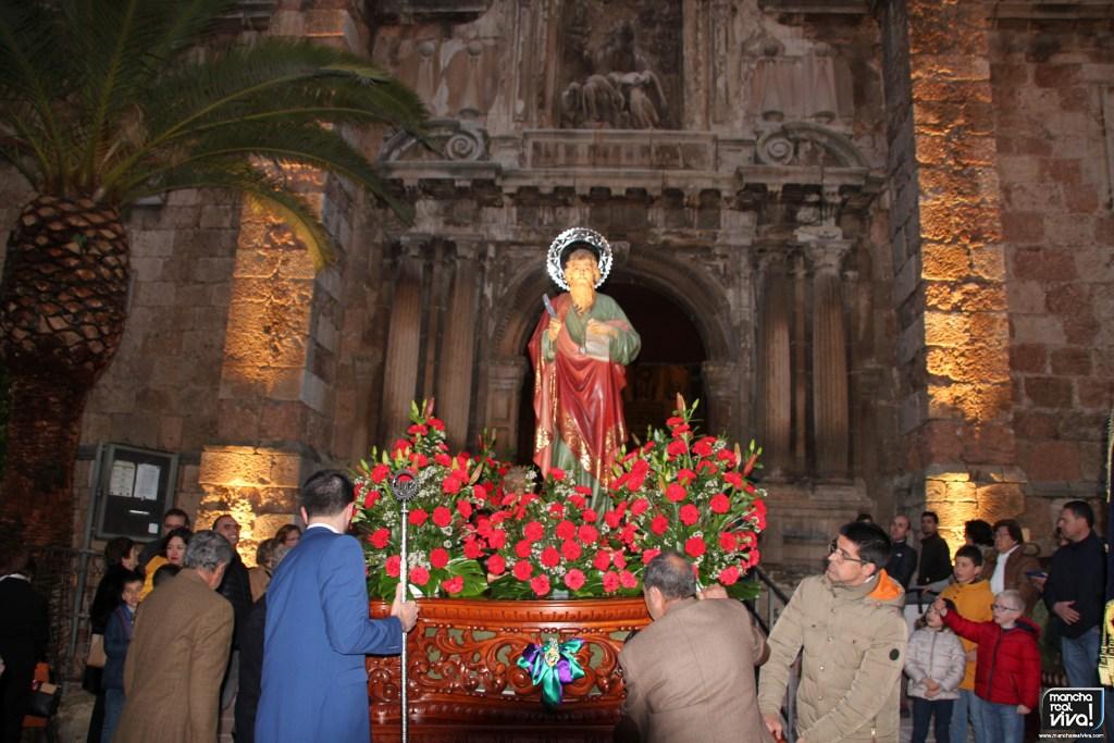 Photo of Acabó el día de San Marcos, Patrón de Mancha Real con la Procesión y entrada a su ermita