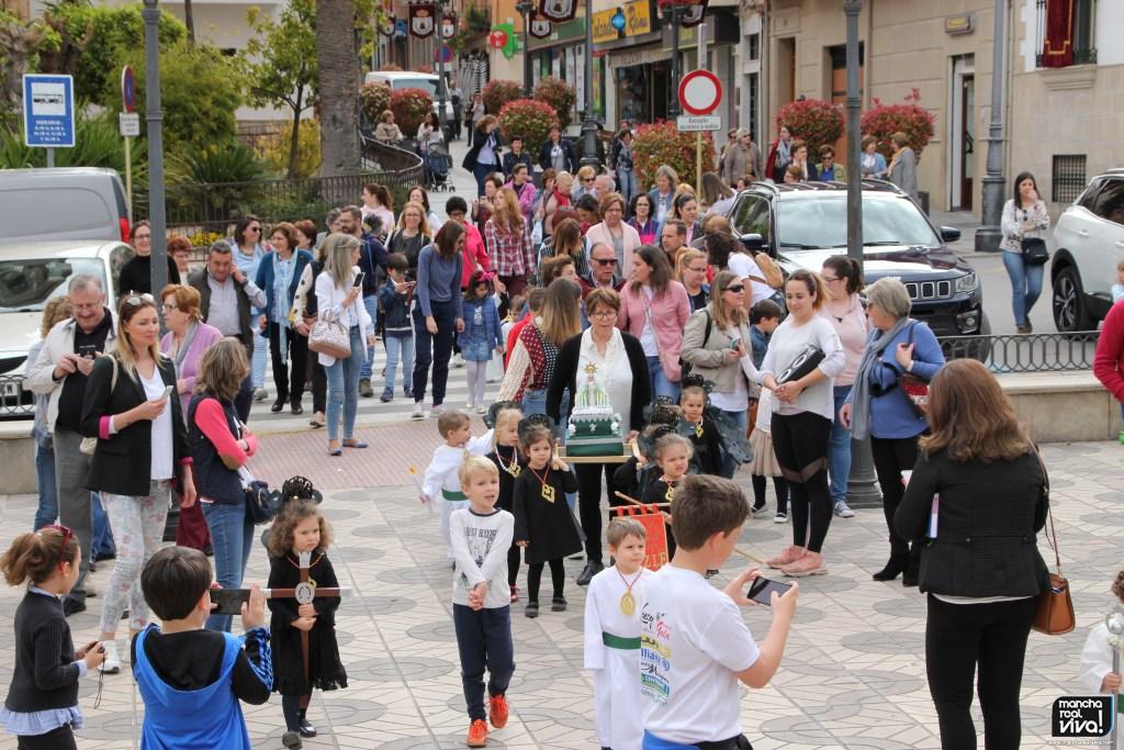 Photo of La Escuela Infantil Puzzle vive el Lunes Santo con una bonita procesión
