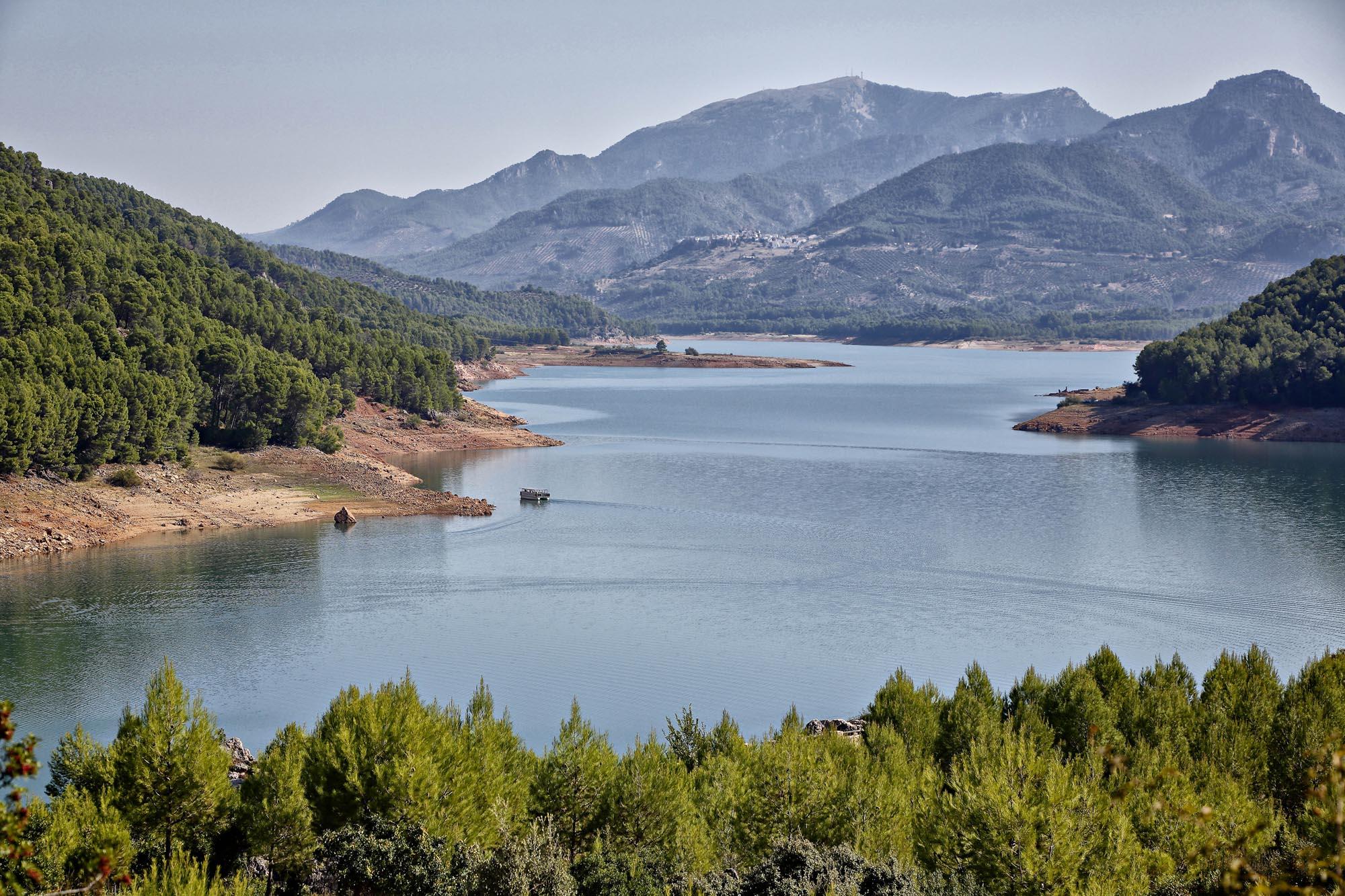 Photo of Los pantanos de Jaén han subido un 2% de volumen de agua tras las últimas lluvias