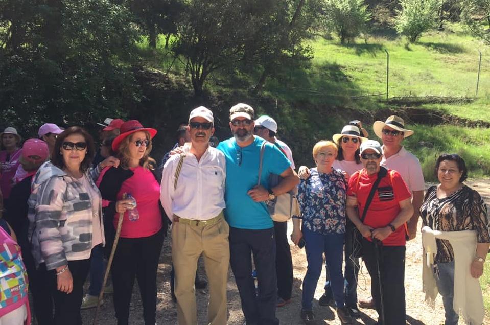 Photo of Ciento veinte personas disfrutan de la naturaleza en una excursión a Riopar