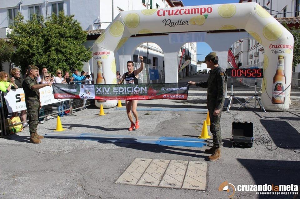 Photo of Alberto Casas gana por tercer año consecutivo la dura y exigente prueba de «Las 2 Colinas»