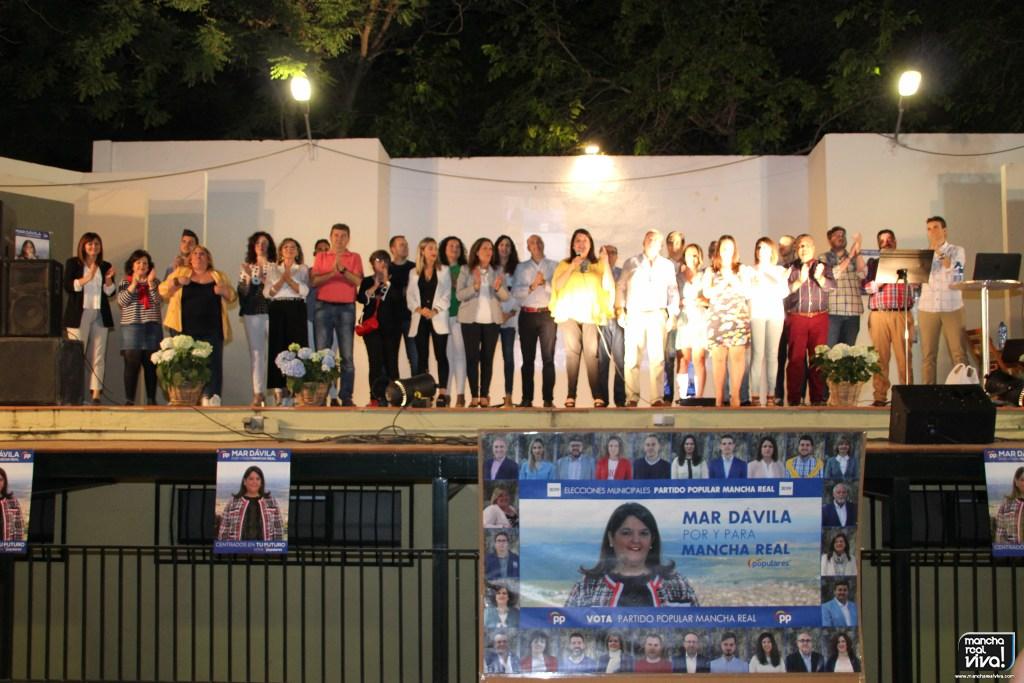 Photo of Cientos de personas asisten a la Fiesta de Cierre de Campaña de Populares Mancha Real