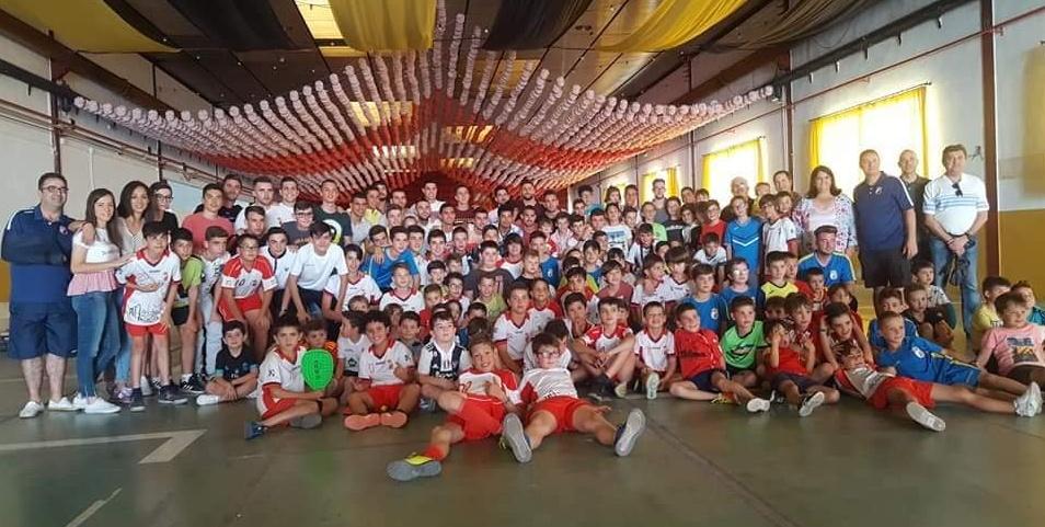 Photo of La Asociación Deportiva disfruta de una jornada de convivencia con todas sus categorías