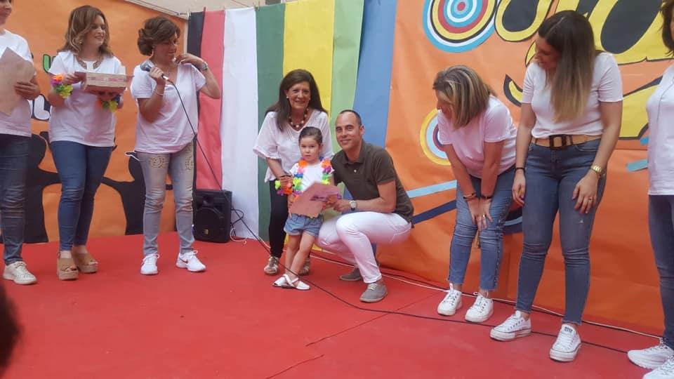 Photo of Fiesta fin de curso de la Escuela de Educación Infantil «Puzzle»