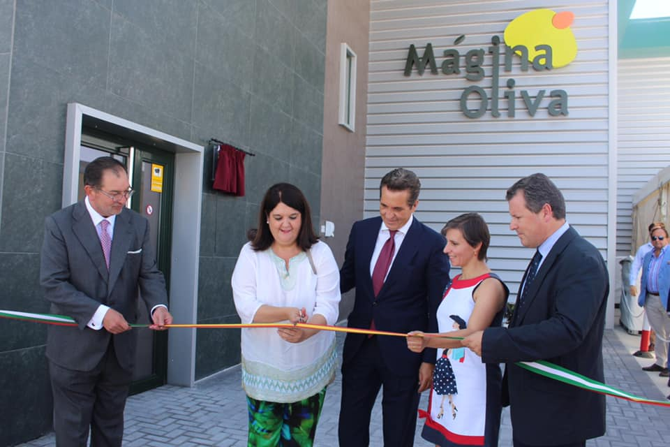 Photo of Una importante planta de aceite «Mágina Oliva» es inaugurada en Mancha Real