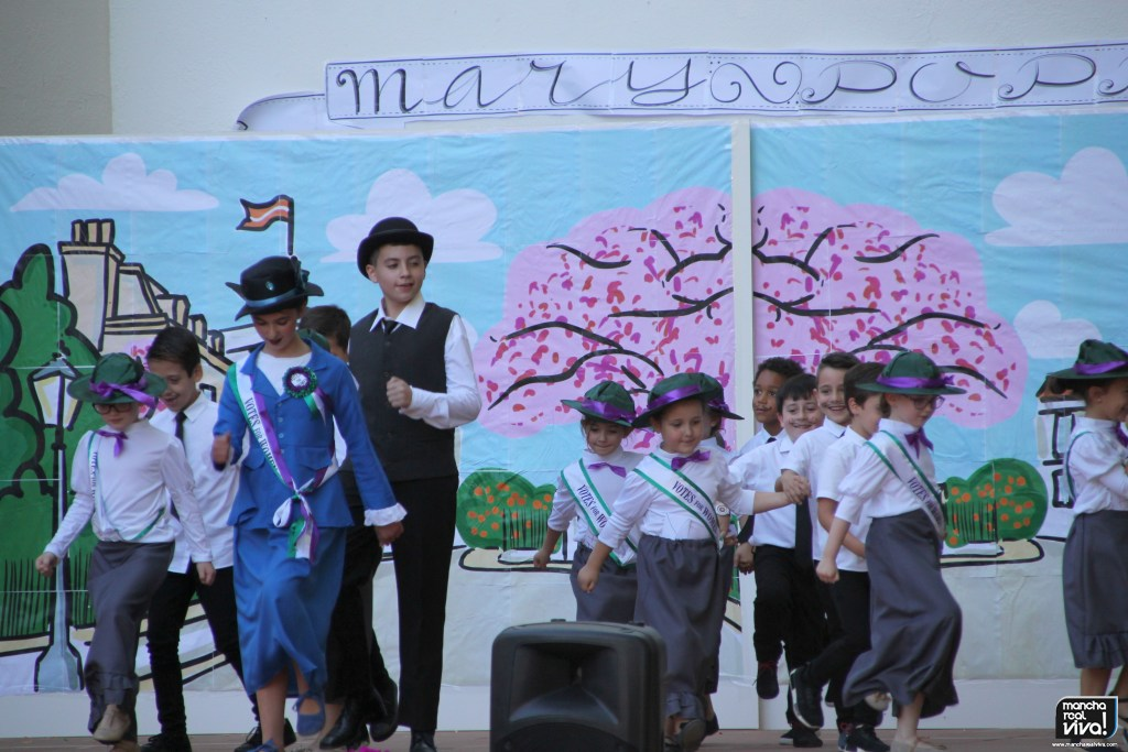 Photo of San José de Calasanz despidió el curso 2019 con el divertido musical de «Mary Poppins»