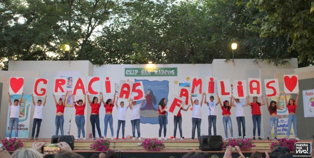 Photo of Más de mil personas asisten a la Fiesta Fin de Curso 2019 del CEIP San Marcos