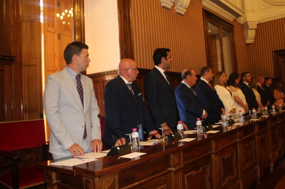Photo of Ildefonso Ruiz de C´s recoge su acta como nuevo Diputado Provincial