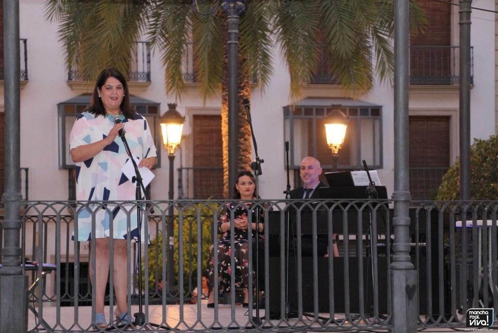 Photo of Broche de oro a los «Viernes líricos» con la soprano Natalia Serrano y el tenor Ángel Luis Molina