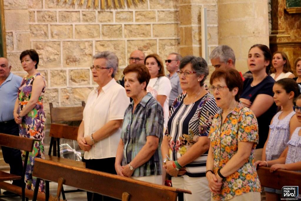 Photo of Sentido homenaje en la despedida de las Hermanas Misioneras Cándida, Eugenia y Esperanza