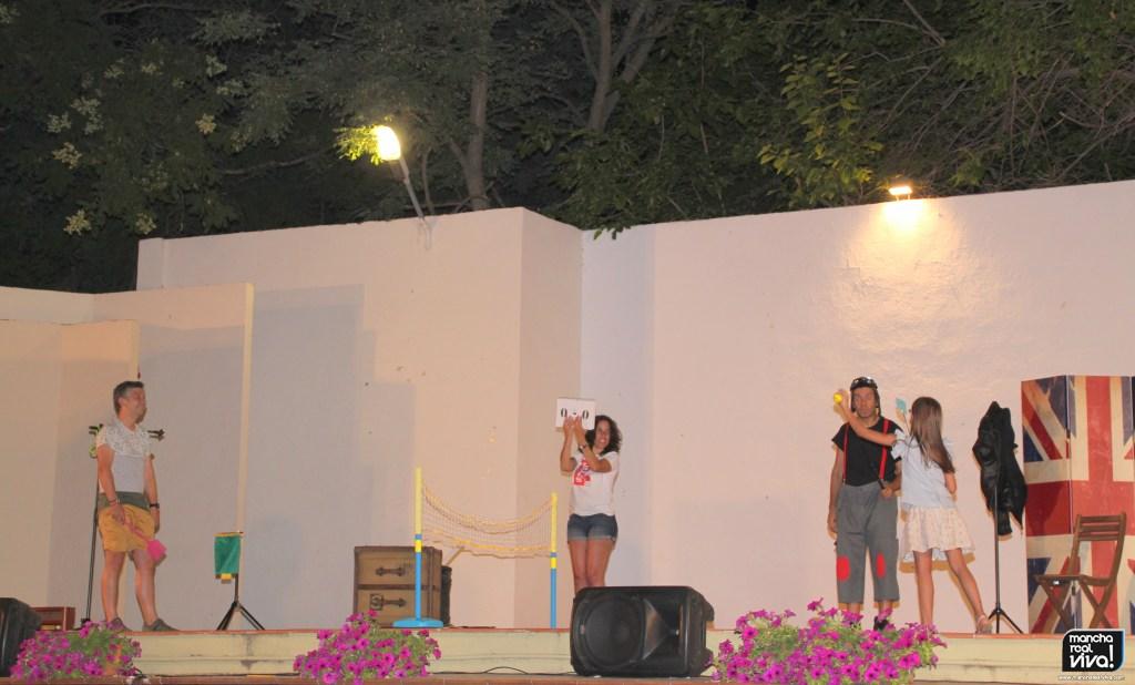 Photo of El espectáculo «Puki Flai un clon muy mágico» hizo reír a niños y mayores