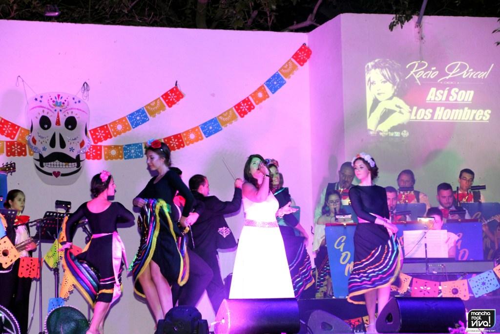 Photo of «La Gran Orquesta de Música Ligera de Linares» dedicó su concierto a la canción mexicana