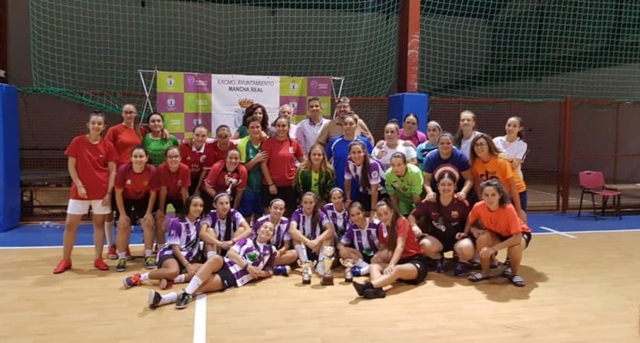 Photo of Éxito de participación y afluencia de público en las 12 Horas de Fútbol Sala Femenino